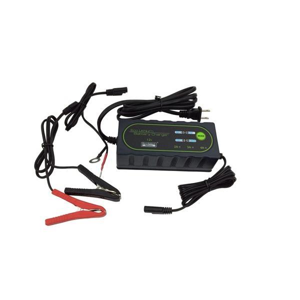 在庫30以上 Pro Select Battery(プロセレクトバッテリー) BC021 エコリチウムバッテリーチャージャー|parts-department|02