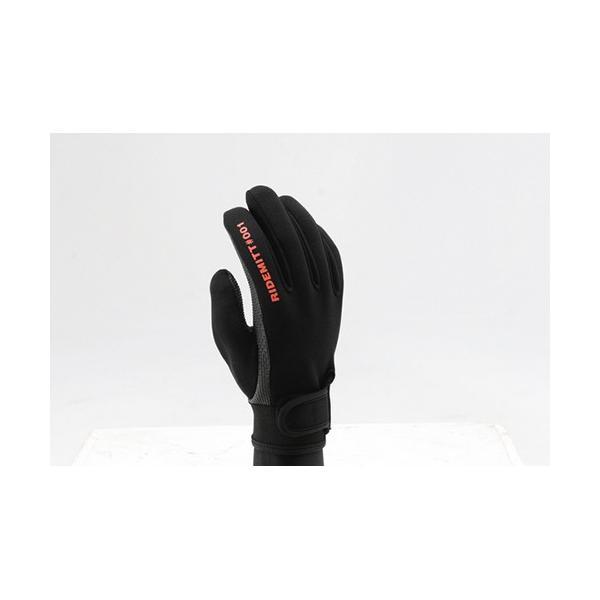 取寄 #001 67978 ネオプレンシャークスキングローブ ブラック S DAYTONA(デイトナ) ブラック 1双|parts-department