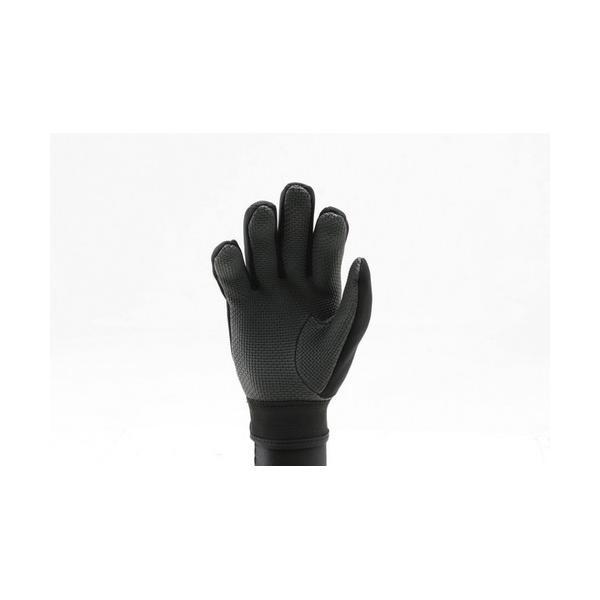 取寄 #001 67978 ネオプレンシャークスキングローブ ブラック S DAYTONA(デイトナ) ブラック 1双|parts-department|02