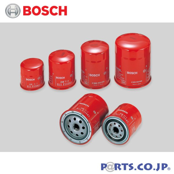 BOSCH(ボッシュ) 国産車用 オイルフィルター タイプ-R トヨタ ラクティス DBA-NCP122 エンジン型式:1NZ-FE (品番:T-6)