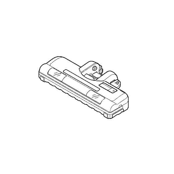 パナソニック Panasonic 掃除機用親ノズル(コモンブラック用) AMV99R-A20HD|partscom