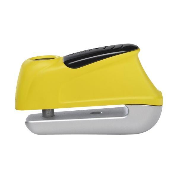 取寄 キータイプ:STD 1645000011 Trigger Alarm 350 yellow アラーム付 ABUS(アブス) キータイプ...|partsdirect