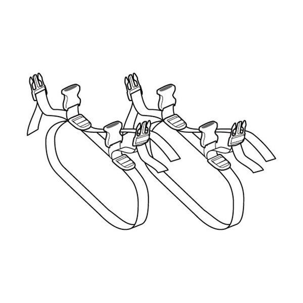 取寄 MP-227 MP-227 シート固定ベルト TANAX(タナックス) 1本 partsdirect 02