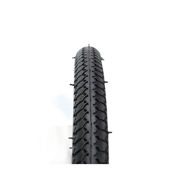 COMPASS(コンパス) 自転車タイヤ 27インチ P1013(B003) 27×1 3/8 WO 1ペア タイヤチューブ各2本セット|partsdirect|02