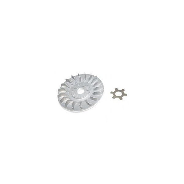 取寄 7001-9 ヤマハ ドライブフェイス クローワッシャ付 ノーマルタイプ [ほそ軸] KN企画