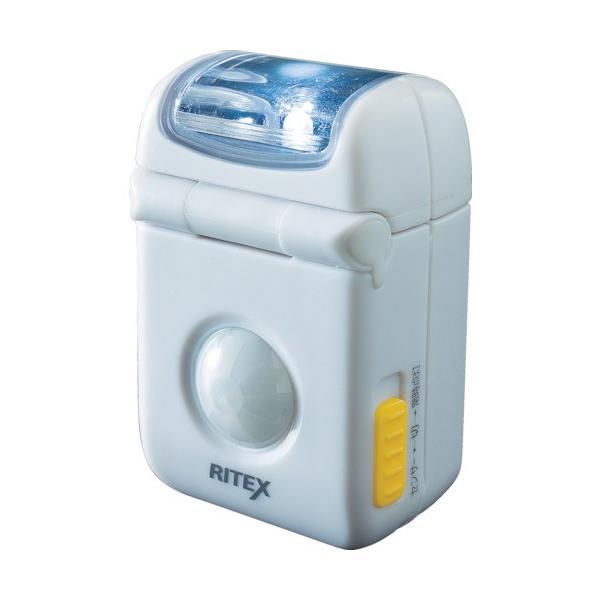 取寄 ASL-010 LEDマイクロセンサーライト RITEX(ライテックス) 1台