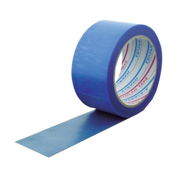 取寄 Y-03-BL 微粘着養生テープ パイオラン ブルー 1巻