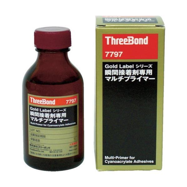 取寄 TB7797 瞬間接着剤プライマー TB7797 ThreeBond(スリーボンド) 透明 1本
