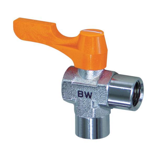 取寄 BW3011 エースボール 内X内ネジ型 PT1/8XPF1/8 ASOH(アソー) 1個