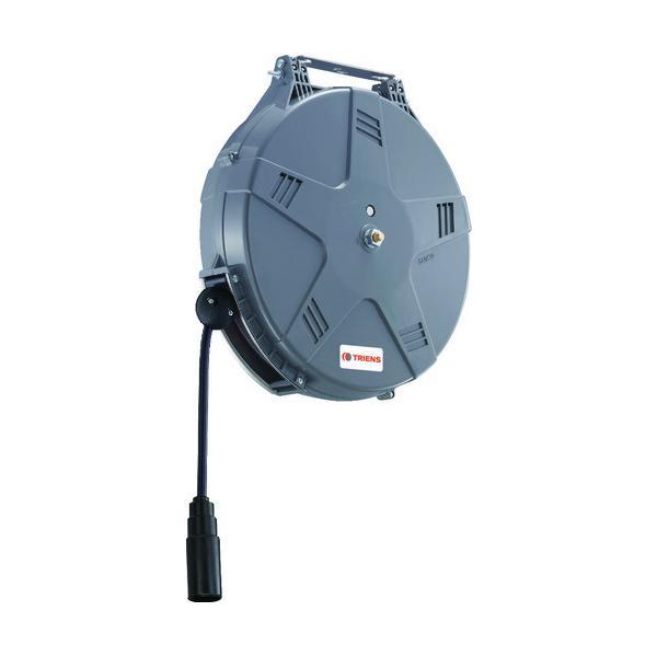 取寄 SHA3BSZ エアーホースリール(耐スパッタ)内径8mm×15m TRIENS(トライアンス)