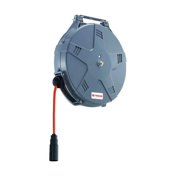 取寄 SHR35Z エアーホースリール 内径8mm×15m TRIENS(トライアンス) 1台