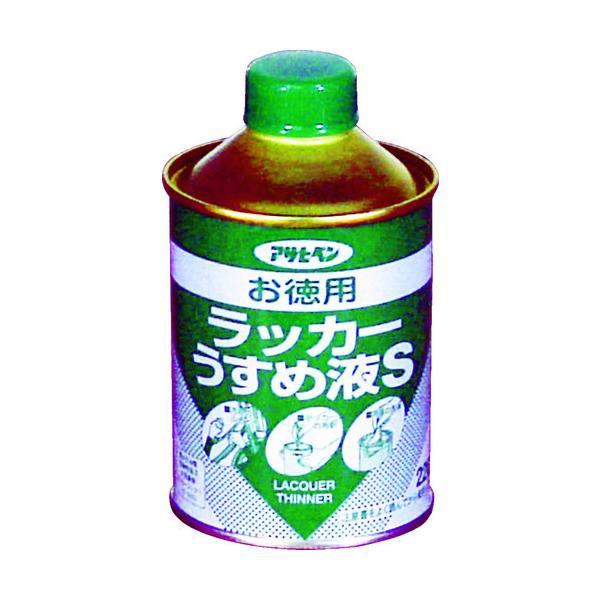 取寄 お徳用ラッカーうすめ液S220ML アサヒペン 1缶