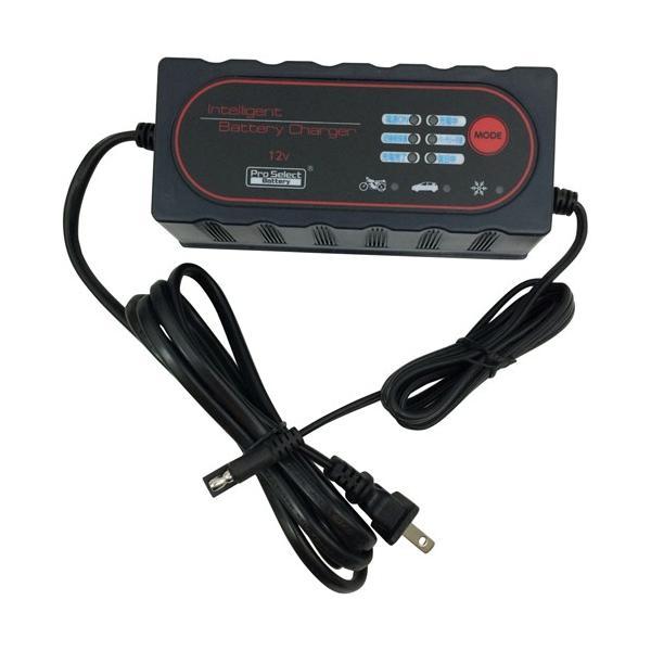 BC020 インテリジェントバッテリーチャージャー|partsdirect|03