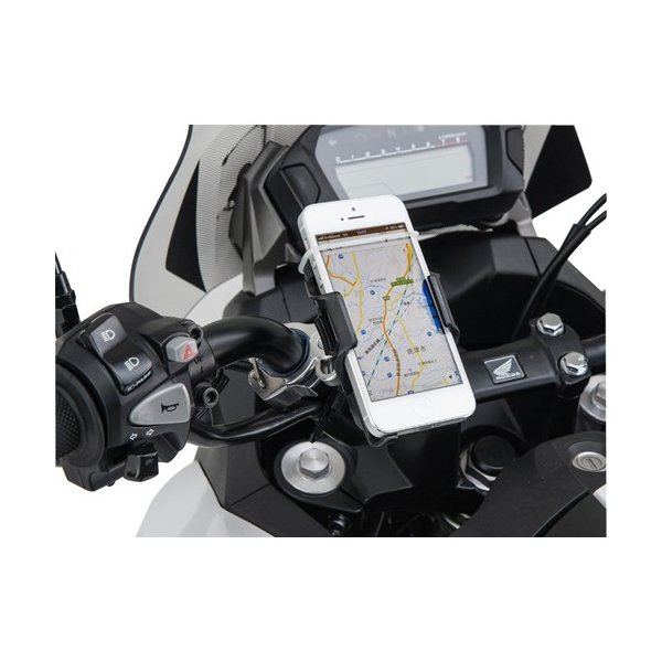 79351 バイク用スマートフォンホルダー クイックタイプ デイトナ 1セット partsdirect 02