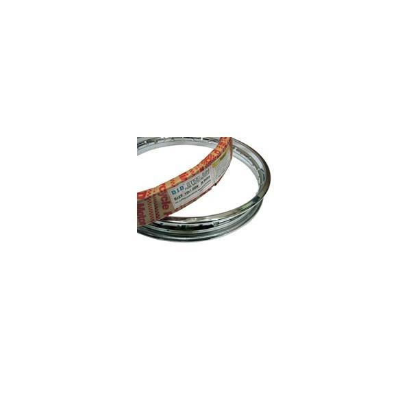 鉄リム 1.6-18(36 穴) DID(大同工業) 1本|partsdirect
