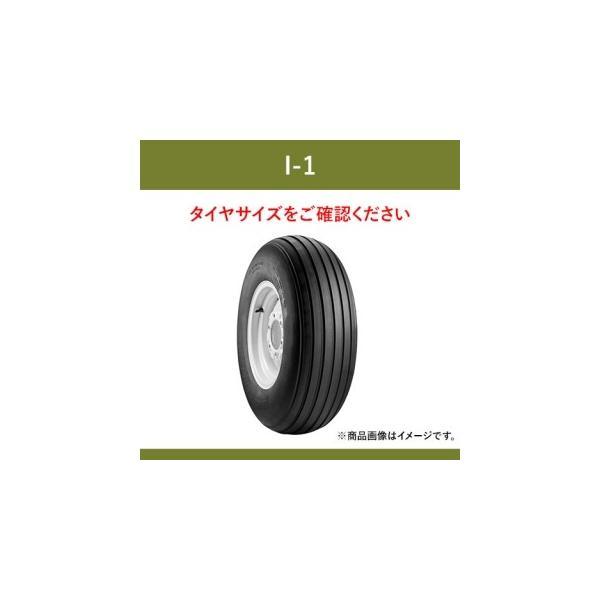 BKT トラクター 農業用・農耕用 バイアス/インプルメントタイヤ(チューブタイプ) I-1 11L-16SL PR8 1本 パーツマン|partsman