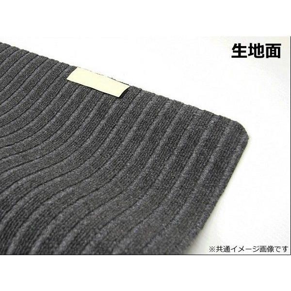 「日本製」 オーダーマット ハイゼットカーゴ S330V S320V S321V カーゴマット ブラック 黒 リバーシブルタイプ 荷台マット 荷台シート 荷室マット|partstec|04