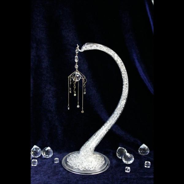 (1点もの)豪華絢爛! ダイヤモンドサンキャッチャー 1.39ct ホワイトダイヤ ブラウンダイヤ イエローダイヤ 職人 手作り 日本初 キラキラ 猫不可|partsworldjp|05