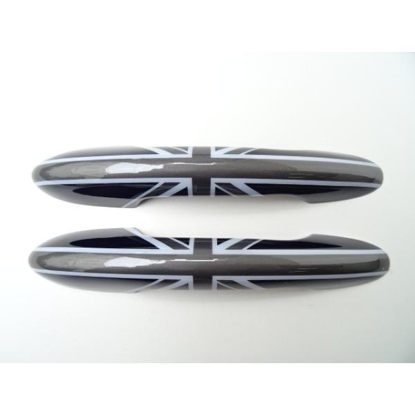 BMWミニ MINI F56 F57 ドアハンドルカバー ドアノブカバー ブラックジャック クーパーS