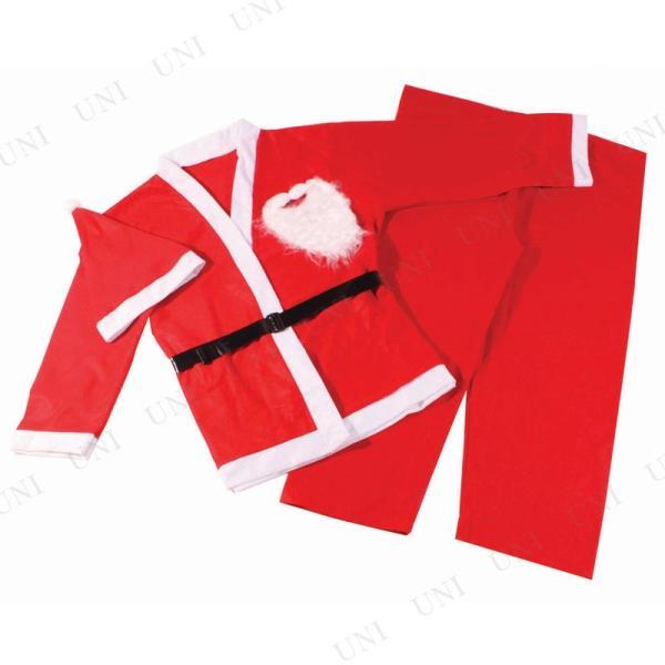 サンタ コスプレ サンタコスチューム メンズ 仮装 衣装 クリスマス サンタクロース|party-honpo|02
