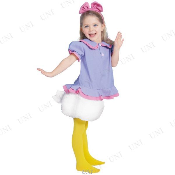 子ども用デイジー S 仮装 衣装 コスプレ ハロウィン 子供 コスチューム 女の子 キッズ こども ディズニー|party-honpo|02