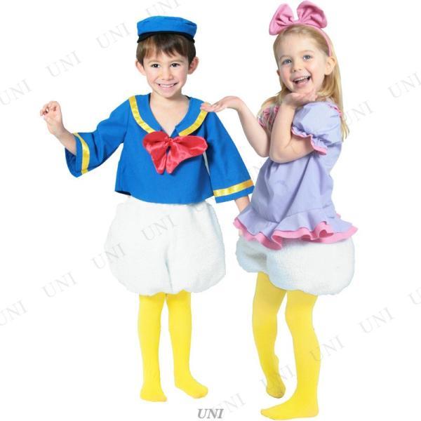子ども用デイジー S 仮装 衣装 コスプレ ハロウィン 子供 コスチューム 女の子 キッズ こども ディズニー|party-honpo|03