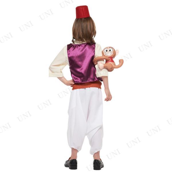 子ども用アラジンM ハロウィン 仮装 衣装 コスプレ コスチューム キッズ こども パーティーグッズ ディズニー|party-honpo|03