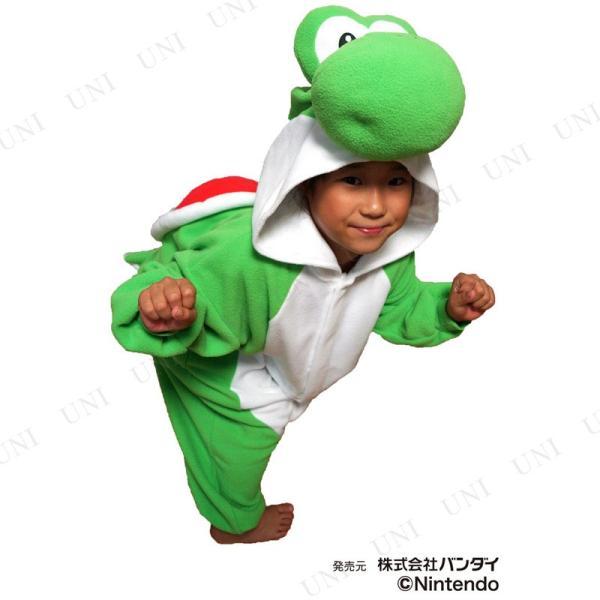 コスプレ 仮装 衣装 ハロウィン SAZAC(サザック) SS着ぐるみ ヨッシー 子供用110|party-honpo|04