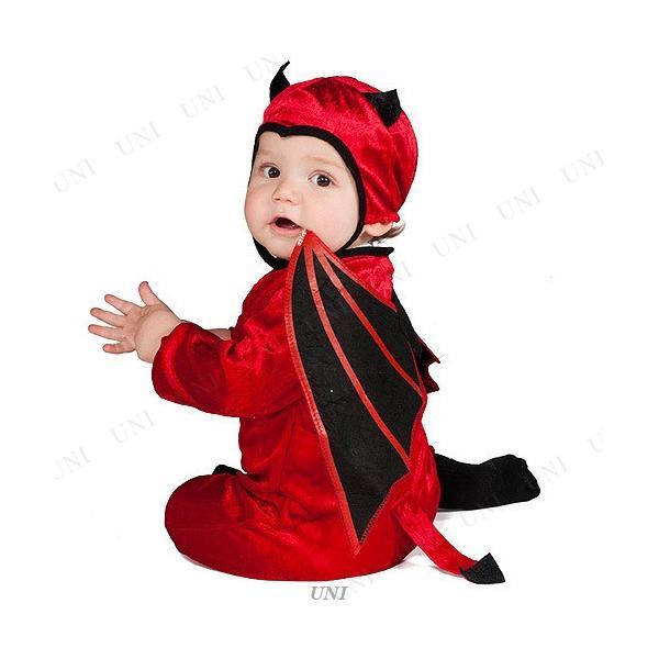 1172172aba330 ブラックウイングデビル ベビー用 Inf コスプレ 衣装 ハロウィン 仮装 子供 赤ちゃん 服 デビル 小悪魔 ...