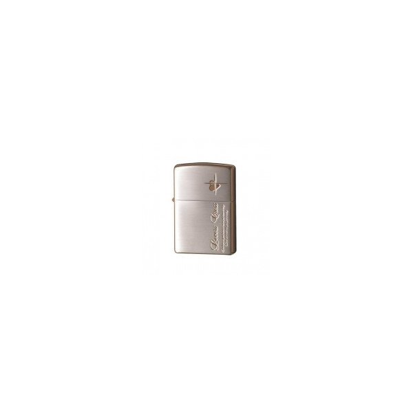 ZIPPO(ジッポー) ライター ラバーズ・クロス メッセージSIDE 銀サテーナ&ピンクゴールド 63050298タバコ おしゃれ 火 割引不可