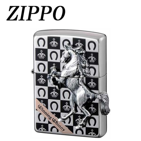 ZIPPO ウイニングウィニーグランドクラウン SV 割引不可