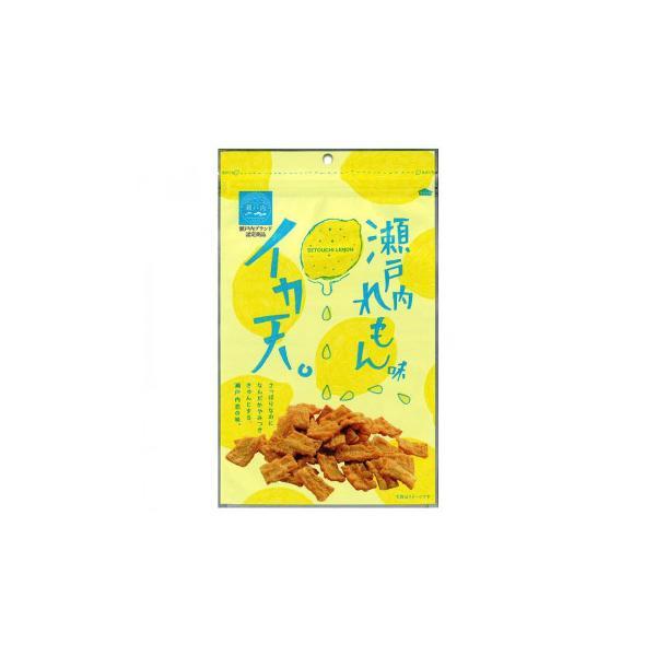 メーカ直送品・代引き不可 まるか食品 イカ天瀬戸内れもん味 30g(10×6) 割引不可