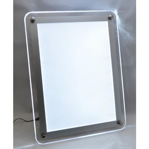 LEDパネル バックライト A3 白色LED点灯 送料無料|pascalstore|03