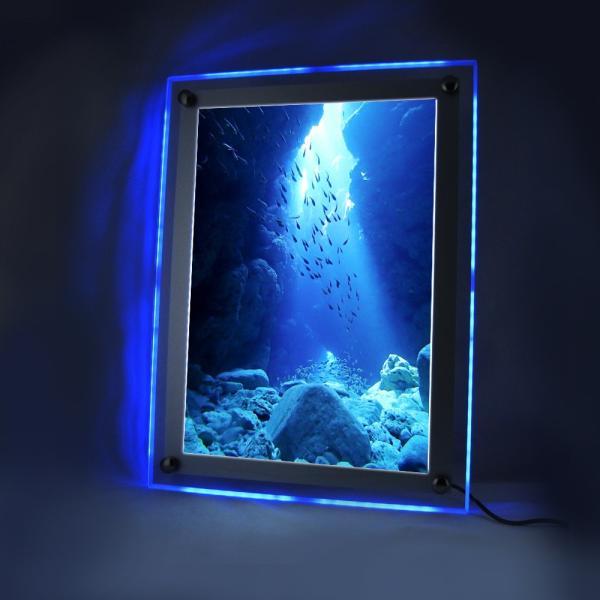 LEDパネル RGB A3 店舗ディスプレイ 送料無料|pascalstore|02