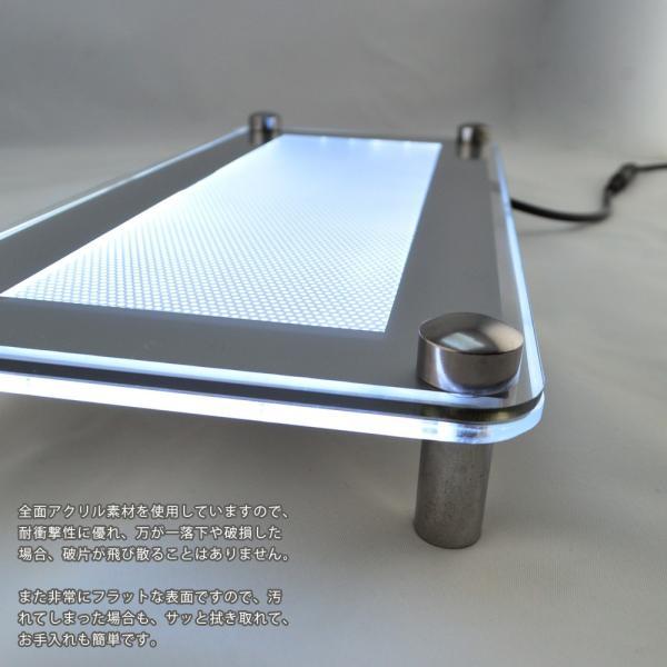 LEDパネル バックライト A3 ハーフ 白色LED点灯 送料無料|pascalstore|09