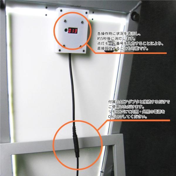 LEDパネル デジタルRGB B1 ポスターフレーム 送料無料|pascalstore|10