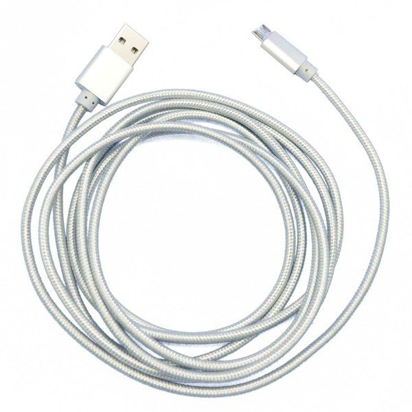 Micro USB 充電 通信 ケーブル 2m 0.3m 2本セット スマートフォン タブレット iQOS|pascalstore|03