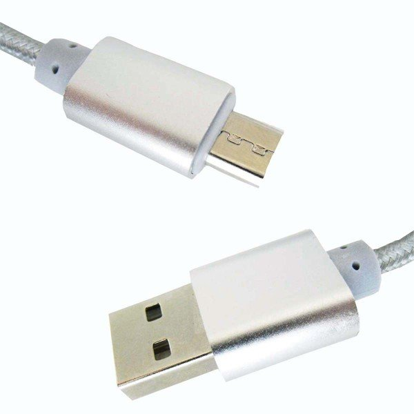 Micro USB 充電 通信 ケーブル 2m 0.3m 2本セット スマートフォン タブレット iQOS|pascalstore|05