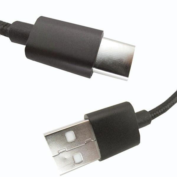 USB Type-C 充電 通信 ケーブル 2m 0.3m 2本セット スマートフォン スマホ タブレット|pascalstore|05