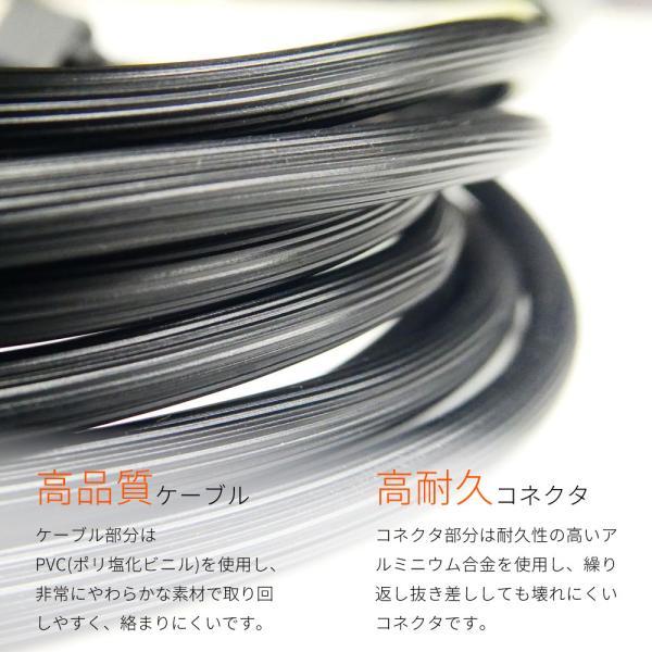 3in1 USB 充電 ケーブル 2m iPhone iPad スマートフォン タブレット|pascalstore|05