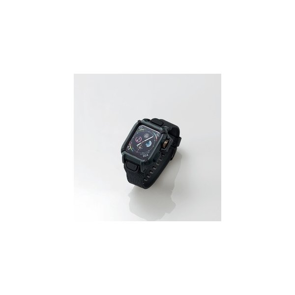 Apple Watch 40mm/NESTOUTバンドケース/ブラック