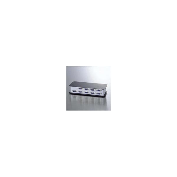 即納 エレコム ディスプレイ分配機 8分配 VSP-A8