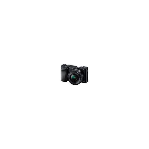 SONY デジタル一眼カメラ α6000 パワーズームレンズキット キットレンズ:E PZ 16-50mm F3.5-5.6 OSS ブラック ILCE-6000L/B ILCE-6000L/B