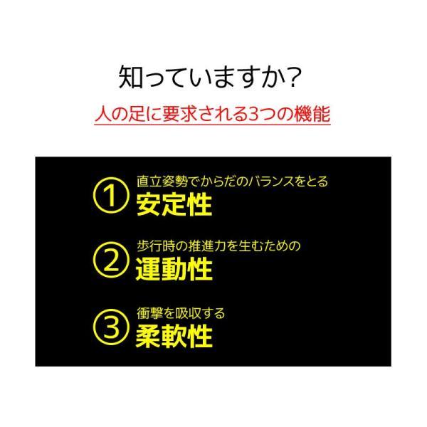 BMZ インソール CCLP カルパワー スマートサポート α イエロー NEEZ BMG 中敷き|passo|05