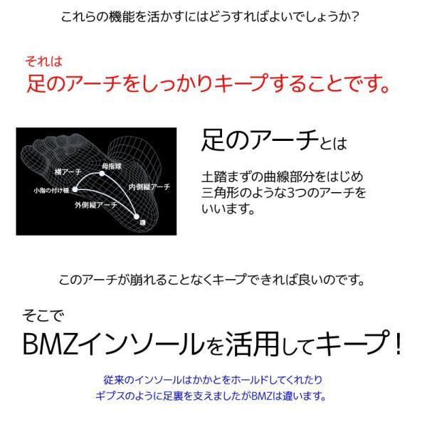 BMZ インソール CCLP カルパワー スマートサポート α イエロー NEEZ BMG 中敷き|passo|06