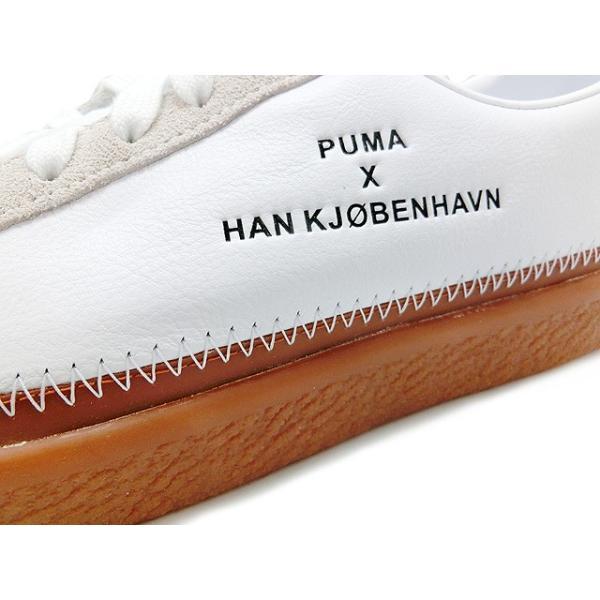 PUMA x HAN KJOBENHAVN CLYDE STITCHED HAN  プーマ ハン コペンハーゲン クライド ステッチ ハン 364474-01|passover|05