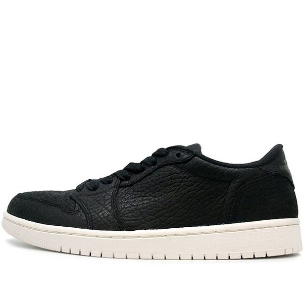 NIKE AIR JORDAN 1 LOW NO SWOOSH BLACK/SAIL/NOIR ナイキ エアジョーダン1 ロー ノースウッシュ 848775-005|passover