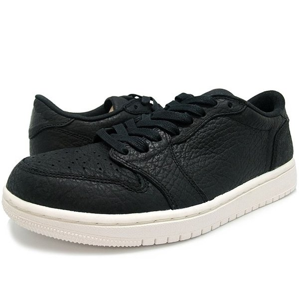 NIKE AIR JORDAN 1 LOW NO SWOOSH BLACK/SAIL/NOIR ナイキ エアジョーダン1 ロー ノースウッシュ 848775-005|passover|02