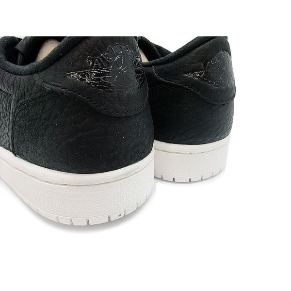 NIKE AIR JORDAN 1 LOW NO SWOOSH BLACK/SAIL/NOIR ナイキ エアジョーダン1 ロー ノースウッシュ 848775-005|passover|03