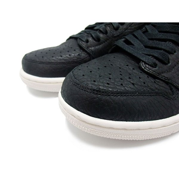 NIKE AIR JORDAN 1 LOW NO SWOOSH BLACK/SAIL/NOIR ナイキ エアジョーダン1 ロー ノースウッシュ 848775-005|passover|04